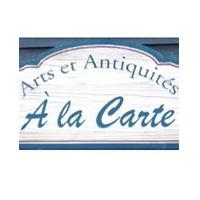 À La Carte Arts Et Antiquités - Promotions & Rabais pour Antiquaires