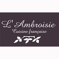 L'Ambroisie Cuisine Française - Promotions & Rabais pour Salles Banquets - Réceptions